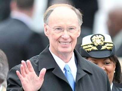 Alabama Governor Robert Bentley Sparks Controversy With Christian Comment. Foto: AP