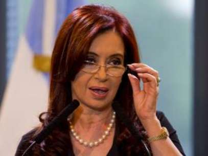 Argentina's Cristina Fernandez Recovering Well After Surgery. Foto: AP