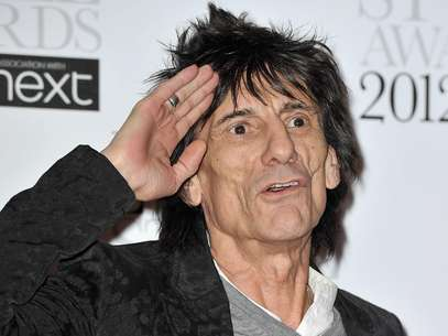 Ronnie Wood Foto: Getty Images