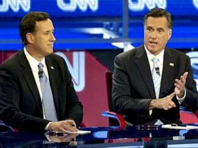 Candidate debate in Mesa, Arizona. Foto: Getty Images