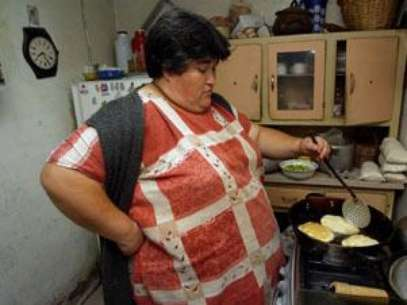 Obesity continues to plague the United States. Foto: AP