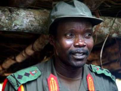 Joseph Kony has become an internet sensation for all the wrong reasons. Foto: AP