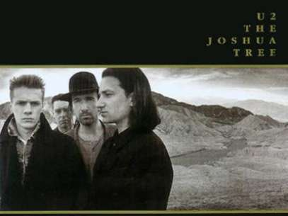 La portada de &quot;The Joshua Tree&quot; Foto: Reproduccin