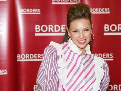 Thalía Foto: Getty