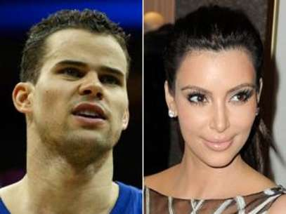 Kris Humphries And Kim Kardashian. Foto: Getty Images
