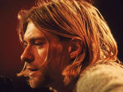 Kurt Cobain Foto: Getty