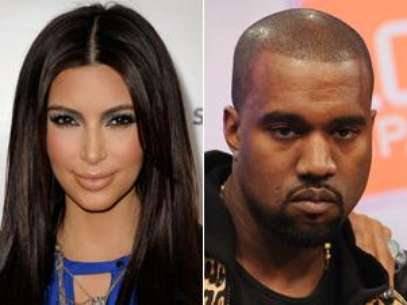 Kim Kardashian and Kanye West. Foto: Getty Images
