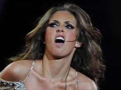 Anahi Rejected By Pitbull. Foto: Getty Images
