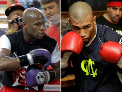 La batalla entre Mayweather y Cotto ser una de la mejores, segn especialistas. Foto: Terra