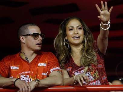 Casper Smart y Jennifer López Foto: Getty Images