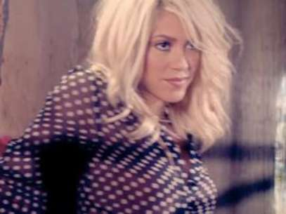 Shakira: Hand In Video Foto: Official Video