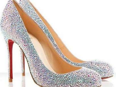 Los zapatos 'Cinderella' tendrn el sello Louboutin Foto: loubutin