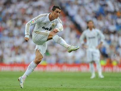 Cristiano Ronaldo, goleador de Real Madrid en la temporada Foto: Getty Images