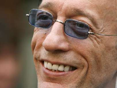 El cantante de los Bee Gees, Robin Gibb (Agencia: Reuters) Foto: Telefnica de Espaa, SAU