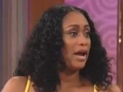 Tami Roman. Foto: The Wendy Williams Show