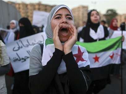 Siria se encuentra al borde de una guerra civil. (Agencia:Reuters) Foto: Telefnica de Espaa, SAU