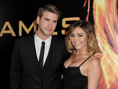Miley Cyrus y Liam Hemsworth se van a casar Foto: Getty Images