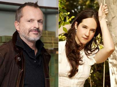 Spanish legend Miguel Bosé sings with Ximena Sariñana in 'Aire Soy' Foto: Getty Images/Emily Shur
