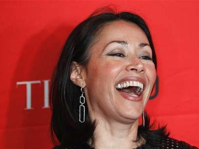 Television personality Ann Curry arrives at the Time 100 Gala in New York, April 24, 2012. Foto: Lucas Jackson / Reuters In English