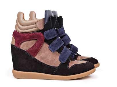 Os sneakers aliam estilo e conforto e, segundo os especialistas, integram uma tendência que veio para ficar Foto: Divulgação
