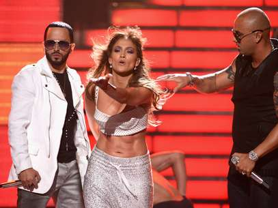 Jennifer Lopez and Wisin y Yandel will no longer tour together Foto: Getty Images