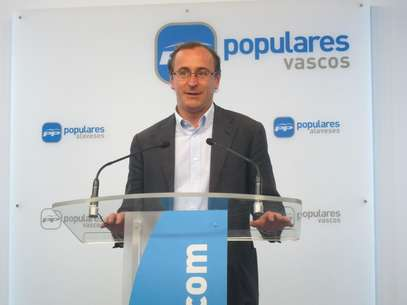 Alfonso Alonso. Foto: EUROPA PRESS