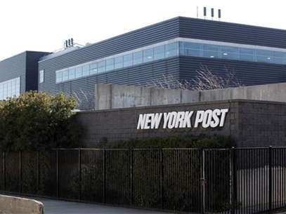 The New York Post printing plant is seen in the Bronx borough of New York, November 17, 2009. Foto: Chip East / Reuters In English