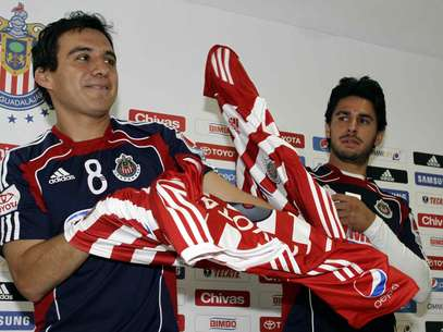 Luis Perez joined Chivas during the offseason. Foto: AP in English