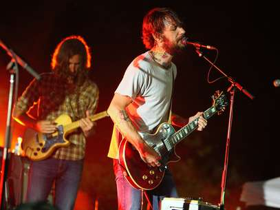 Band of Horses Foto: Getty Images