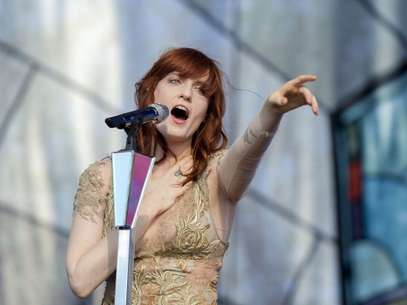 Florence Welch not performing at Benicssim Foto: Getty Images