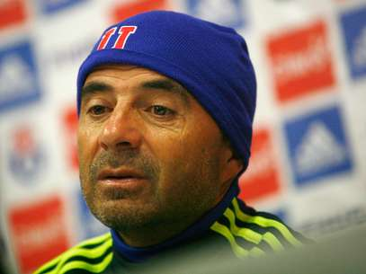 Sampaoli estudi acabadamente a su rival japons. Foto: Agencia Uno
