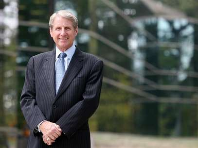 Russ Wasendorf, chairman and chief executive officer of PFGBest, poses in Cedar Falls, Iowa, in this September 8, 2009 photo courtesy of the Waterloo Courier. Foto: Waterloo Courier / Reuters In English