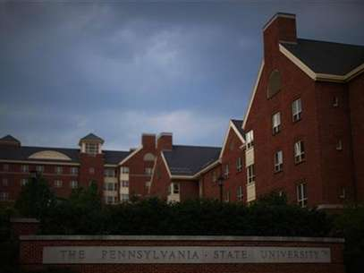 A view of buildings on the campus of Pennsylvania State University in State College, Pennsylvania July 11, 2012. Foto: Eric Thayer / Reuters In English