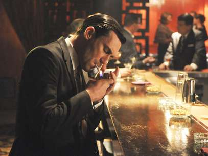 Actor Jon Hamm as Don Draper in the season finale of hit series 'Mad Men' Foto: Official Site