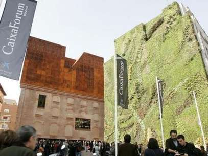 Imagen del CaixaForum de Madrid Foto: EFE en espaol