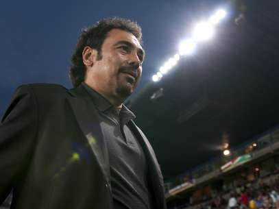 Hugo Sanchez hopes to return to the glory days.  Foto: Mexsport