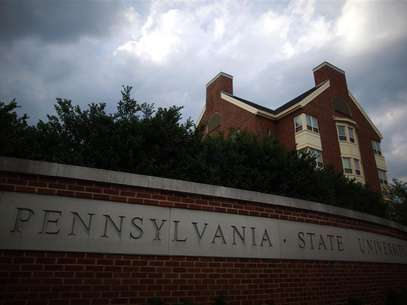 Buildings are seen on the campus of Pennsylvania State University in State College, Pennsylvania July 11, 2012. Foto: Eric Thayer / Reuters In English