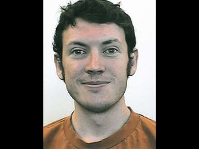 Holmes is the suspect in the shooting that left 12 people dead. Foto: AP