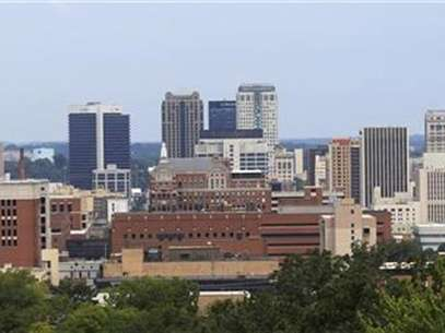 A general view of the city of Birmingham, Alabama, August 9, 2011. Foto: Marvin Gentry / Reuters In English