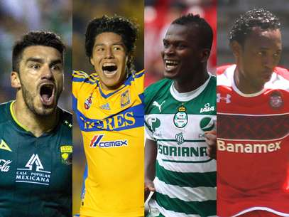 Len, Tigres, Santos y Toluca llevan paso perfecto. Foto: Mexsport