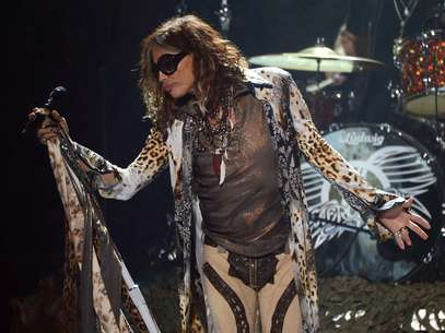 Steven Tyler de Aerosmith Foto: Getty Images