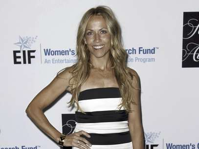 Sheryl Crow en la gala Unforgettable Evening de Entertainment Industry Foundation en una fotografa del 18 de abril de 2012. Un juez dio a Crow una rden de restriccin temporal contra un hombre que amenaz pblicamente con dispararle.  Foto: Matt Sayles, archivo / AP