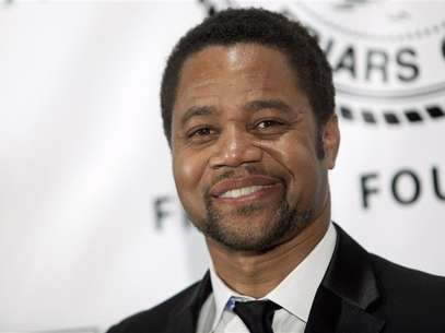 Actor Cuba Gooding Jr. arrives at the Waldorf Astoria, before The Friars Club and Friars Foundation honored Tom Cruise with the Entertainment Icon Award, in New York June 12, 2012. Foto:  Andrew Kelly / Reuters In English