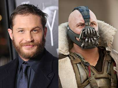 Tom Hardy. Foto: Reproduccin