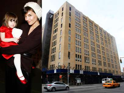 Katie Holmes enrolls her daughter in Avenues, the elite NYC private school that promises to educate 21st century global citizens by providing intensive Spanish and Mandarin classes, amongst other things. Foto: Getty Images, AP