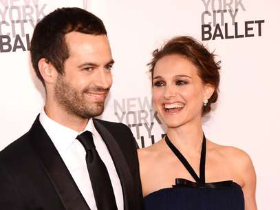 Dancer/actor Benjamin Millepied and actress Natalie Portman attend New York City Ballet's 2012 Spring Gala at David H. Koch Theater, Lincoln Center on May 10, 2012 in New York City. Foto: Getty Images