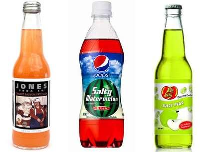 Refrigerantes com sabores diferentes fazem sucesso pelo mundo Foto: Divulgação