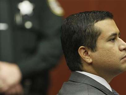 George Zimmerman appears for a bond hearing at the Seminole County Criminal Justice Center in Sanford, Florida, June 29, 2012. Foto: Pool / Reuters In English
