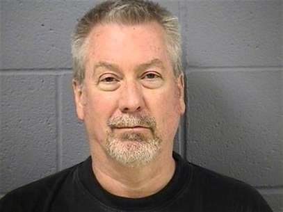 Former police sergeant Drew Peterson is pictured in this booking photo, released by the Will County Sheriff's Office on May 8, 2009. Foto: Handout / Reuters In English