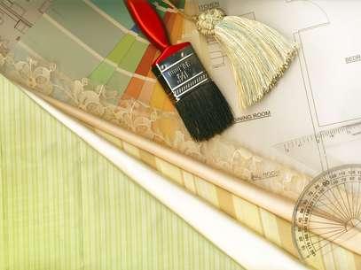 Ao fazer seus próprios enfeites ou móveis, o morador deixa a casa ainda mais personalizada Foto: Shutterstock